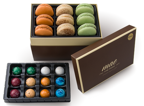 Holiday Gift set combo pack small | Maracons & Bonbons order online