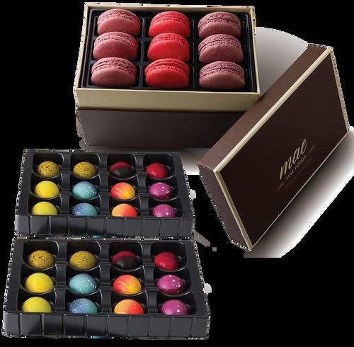 Exotic Gift set combo pack | Maracons & Bonbons order online