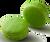 MATCHA GREEN TEA MACARON-Matcha infused white chocolate ganache.