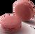 RASPBERRY MACARON Raspberry infused White Chocolate ganache in a handmade macaron shell