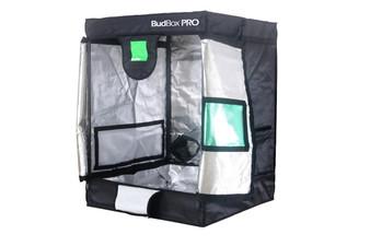 BUDBOX PRO SMALL SILVER- 2'6''x2'6''x3'3'' (75X75X100 cm)