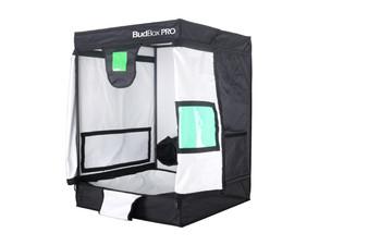 BUDBOX PRO SMALL WHITE - 2'6''x2'6''x3'3'' (75X75X100 cm)