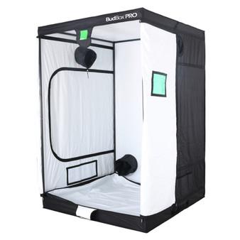 BUDBOX PRO XL PLUS-HL WHITE - 5'x5'x7'3''(150X150X220cm)
