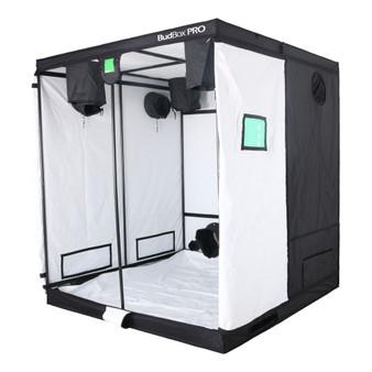 BUDBOX PRO TITAN 1-HL WHITE- 6'6''x6'6''x7'3''(200x200X220cm)