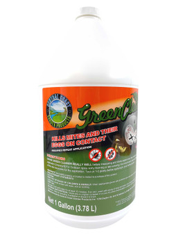 Green Cleaner 1 gallon (front)