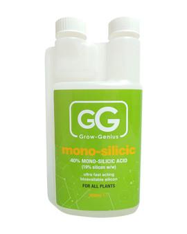 40% Mono-Silicic Acid - 500 ml (front)