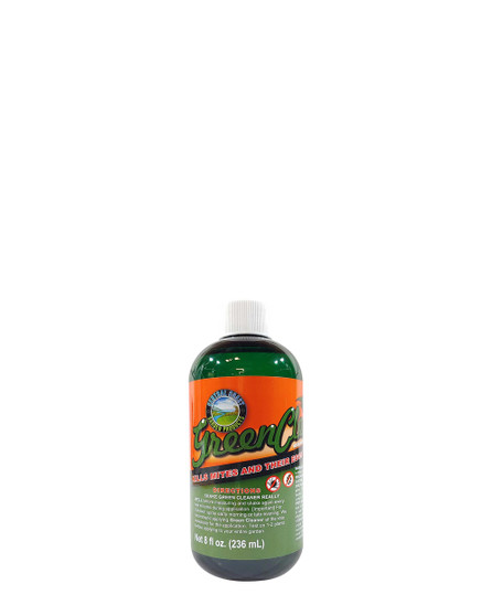 Green Cleaner 8 oz (front)