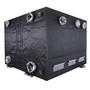 BUDBOX PRO TITAN 3-HL -SILVER - 10'x10'x7'3'' (300X300X220)