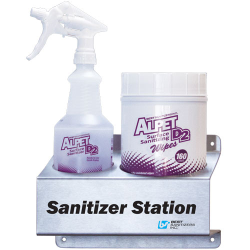 Hand & Surface Sanitizer - Accessories for Best Sanitizer Products
