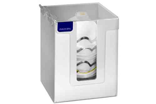 Dust Mask Dispenser Tall White R S Quality Products
