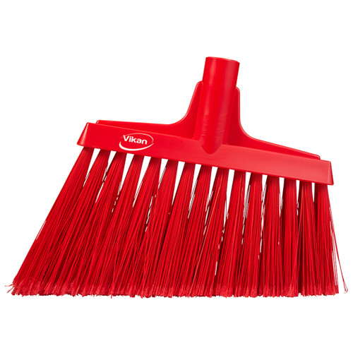 Flagged Angle Cut Upright Broom R S Quality Products Inc