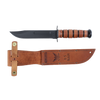 Ka-Bar: U.S. Navy Fighting Knife (Brown)