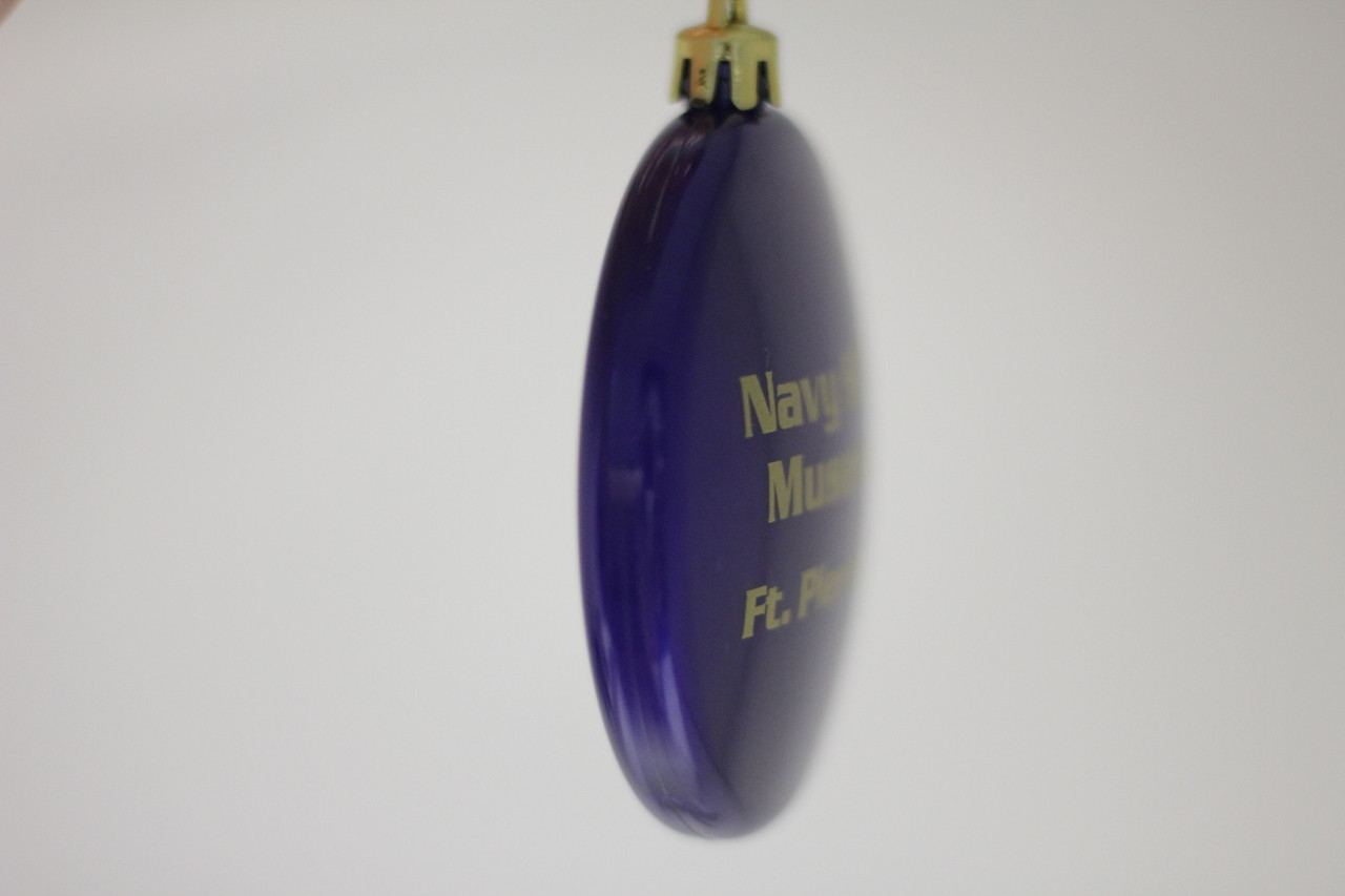 Navy SEAL Museum Ornament