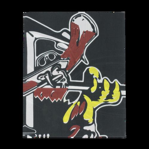 U.S. Navy SEALs Flag (Black)