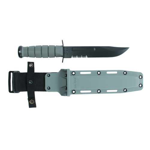 Ka-Bar: U.S. Navy Fighting Knife (Gray)