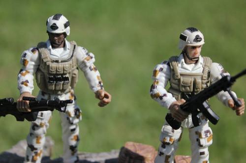 SEAL Playset (Land) Urban Patrol