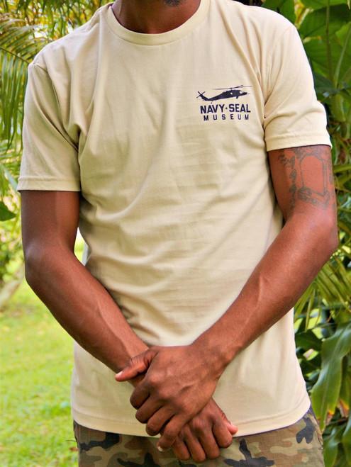 """Pledge"" T-Shirt (Cream)"
