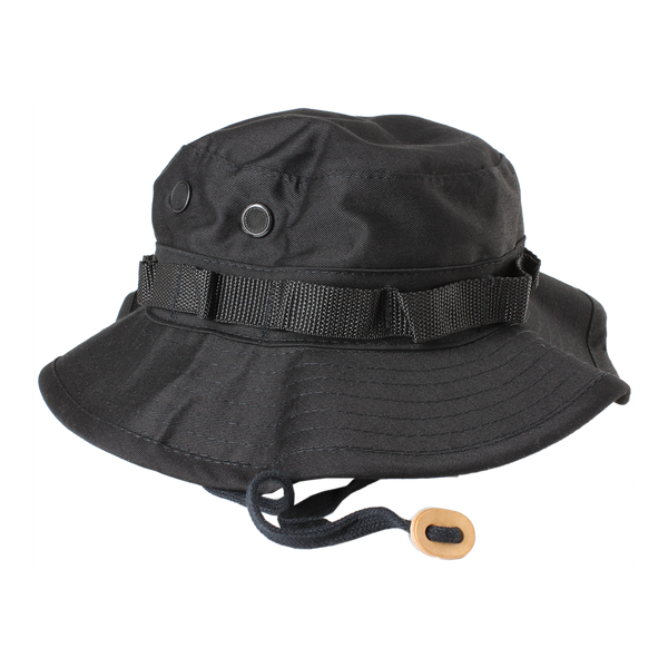 1e933589db0 Boonie Hat (Black) - Navy SEAL Museum SHIP Store