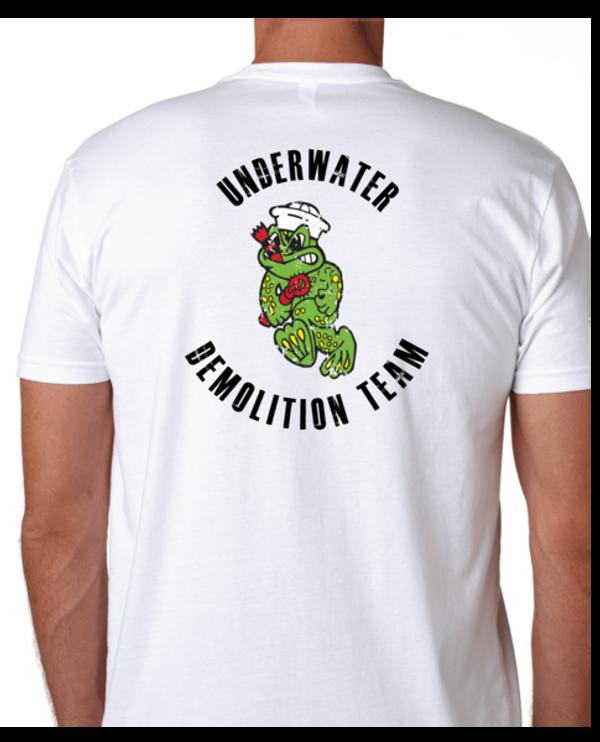Underwater Demolition Teams Distressed T-Shirt