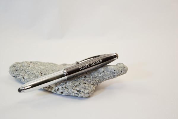 Navy SEALs Flashlight/Stylus/Pen