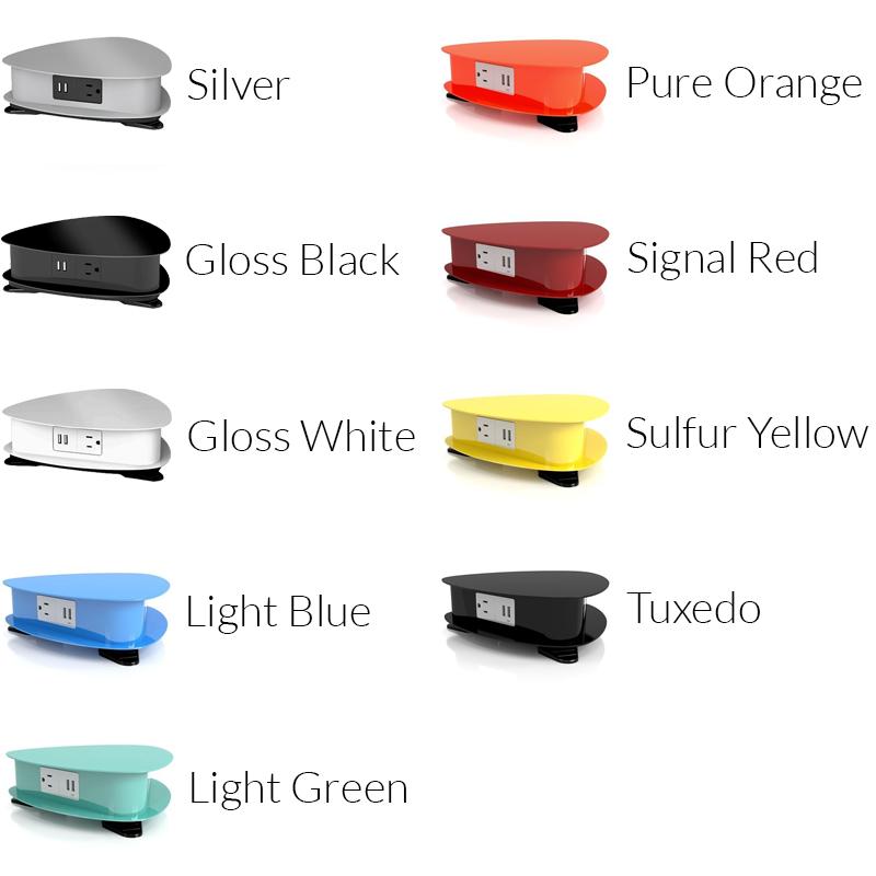Drifter Color Sheet