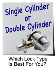 Single And Double Cylinder Door Locks Which Is Best Harbor City Supply