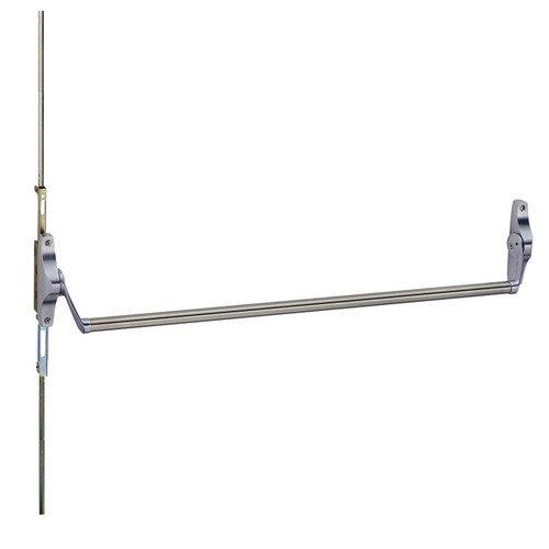 Von Duprin 55 Series Wood Door Concealed Vertical Rod Device 5547WDC-EO