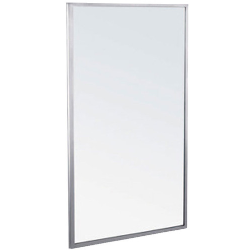 Gamco A Series Angle Frame Mirror - Float Glass