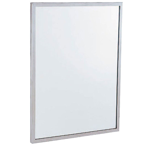Gamco C Series Channel Frame Mirror - Float Glass
