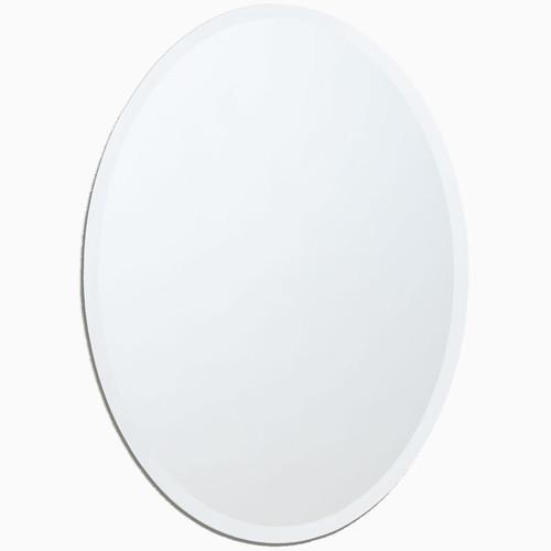 Kentwood Oval Frameless Mirror