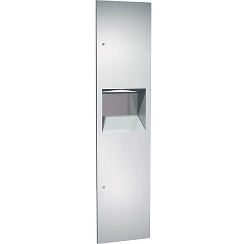 ASI Simplicity Collection Paper Towel Dispenser and Waste Receptacle 64676