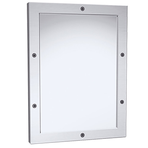 ASI Surface Mounted Framed Security Mirror 105-14