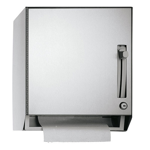 ASI Traditional Collection Roll Paper Towel Dispenser 8522