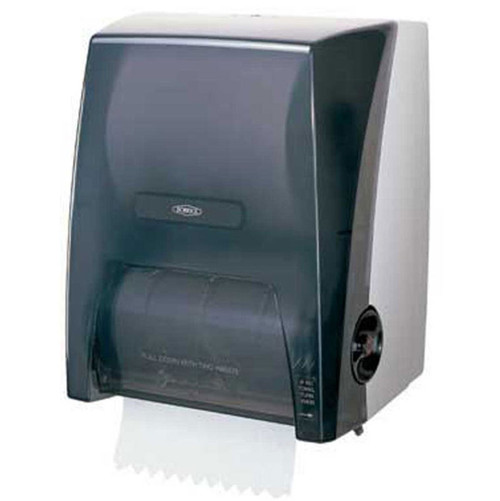 Bobrick Surface Mounted Clear Front Paper Towel Dispenser B-72860 - Classic Series