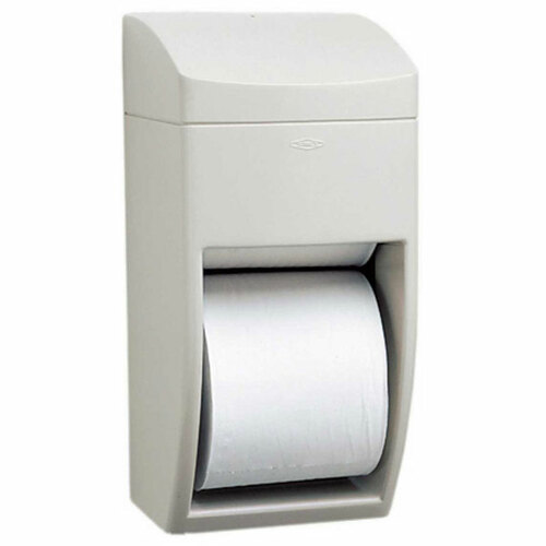 Bobrick Surface Mounted Multi Roll Toilet Tissue Dispenser B-5288 - Matrix Series