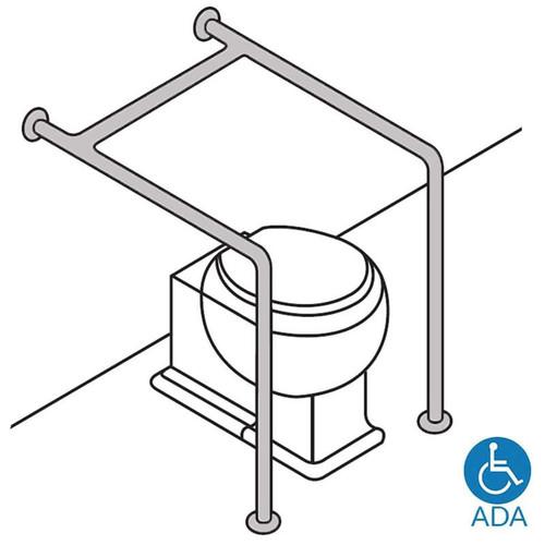 Toilet Grab Bars WC012