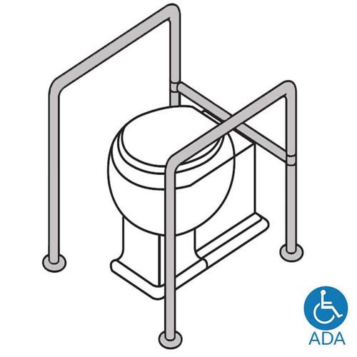 Toilet Grab Bars WC039