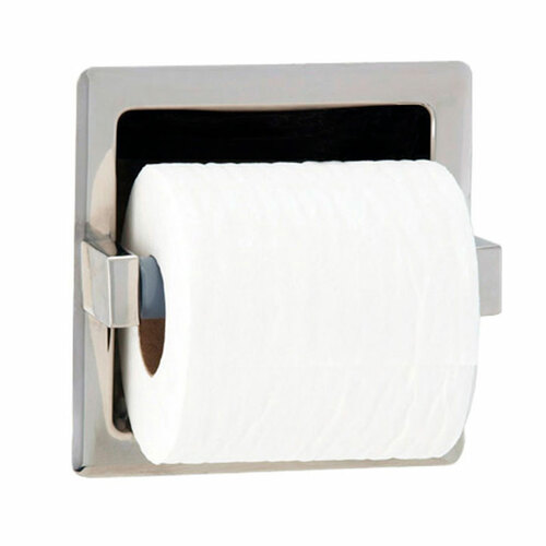 GAMCO Recessed Toilet Tissue Holder 212