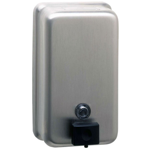 GAMCO Surface Mounted Stainless Steel Soap Dispenser G-16AP