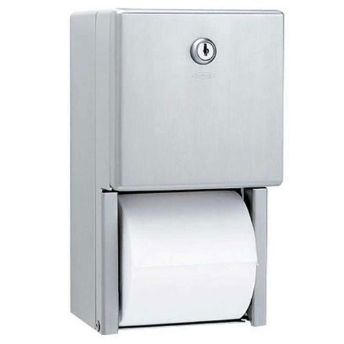 GAMCO Surface Mounted Multi-Roll Toilet Tissue Dispenser TTD-5