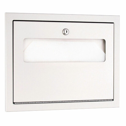 GAMCO Recessed Toilet Seat Cover Dispenser TSC-2