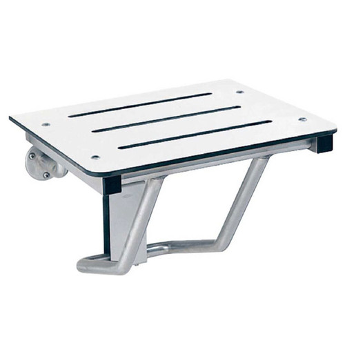 Bobrick Solid Phenolic Folding Shower Seat B-5191