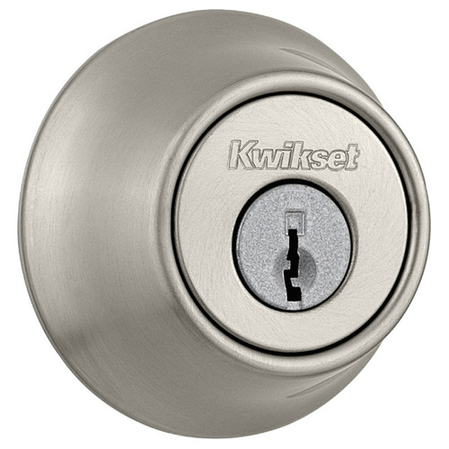 Kwikset Security 660 Series Keyed Deadbolt