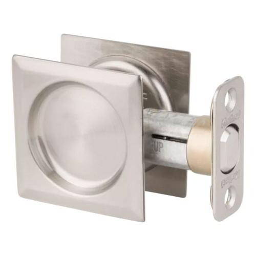 Kwikset Square Passage Pocket Door Lock