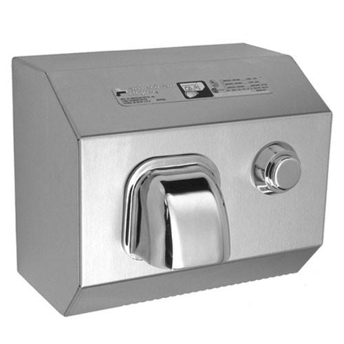 American Accessories Florida Series Enamel Steel Hand Dryer