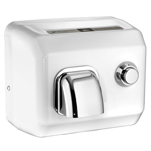 American Accessories Florida Series Cast Iron Porcelain Hand Dryer