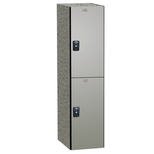 ASI Phenolic Lockers - Traditional Collection - Double Tier