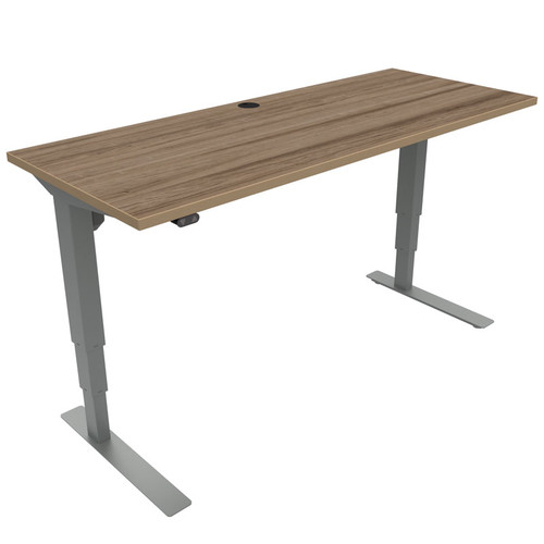 """ConSet Height Adjustable Standing Desk - Motorized 22""""-48""""(501-37) with Top"""