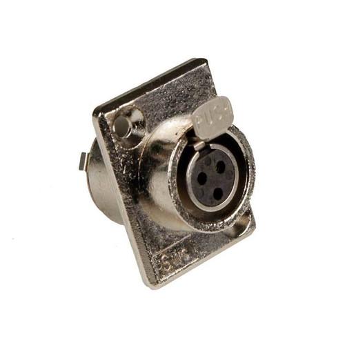 3 Pin Mini XLR Female