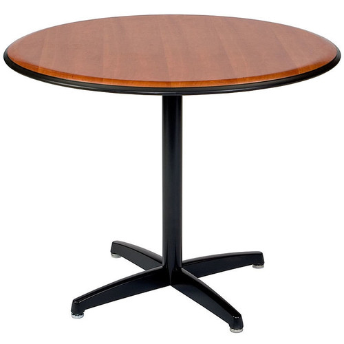Durable Cast X-Base Table Pedestal